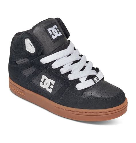 dc high top shoes for rebound high top shoes 302676a dc shoes