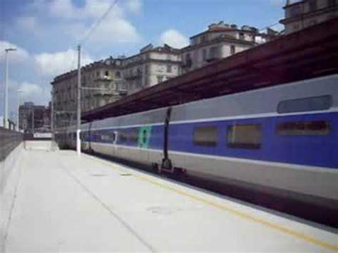 treni porta susa tgv in partenza da torino porta susa