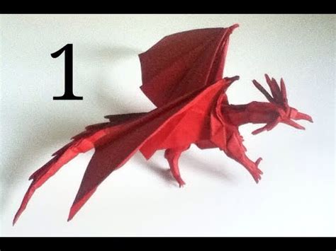 Ancient Origami - origami ancient tutorial satoshi kamiya part 1