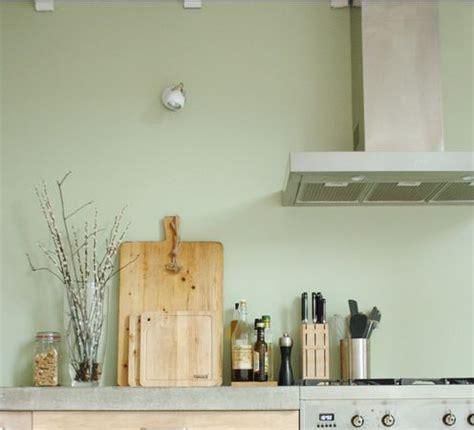 Pastel Groen Muur by Kleuradvies Archieven Interieur Insider