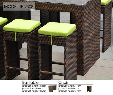 synthetic rattan outdoor furniture outdoor garden patio synthetic rattan furniture