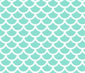 Purple And Teal Baby Bedding Mermaid Mint Fabric Gingerme Spoonflower