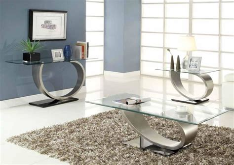 Modern Glass Coffee Table Set Modern Glass Coffee Table To Bring Contemporary Touch
