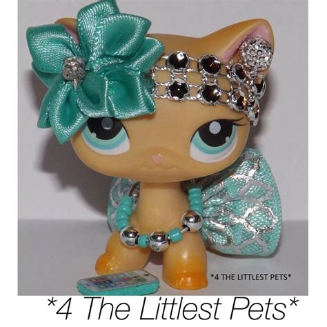 lps cats and dogs littlest pet shop lps clothes accessories custom cat not included ebay