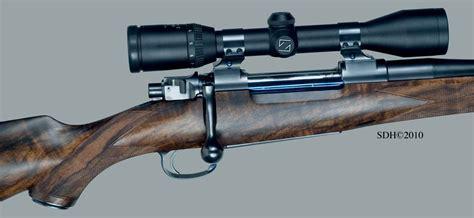 Handmade Rifles - pg 8a 300 h h