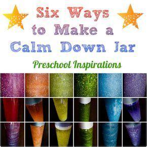 colors that calm you down best 25 calm down jar ideas on pinterest calming jar