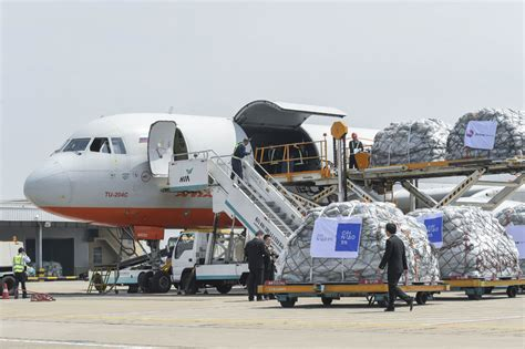 cainiao launches global air freight service chinadaily cn