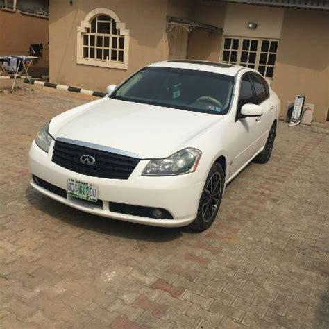 infiniti m35x for sale registered 2007 infiniti m35x for sale autos nigeria