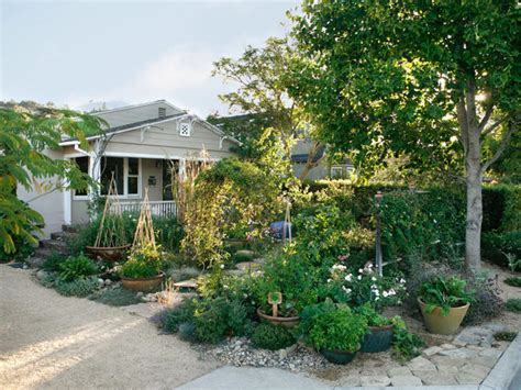 Front Yard Gardens by Gardens Hgtv