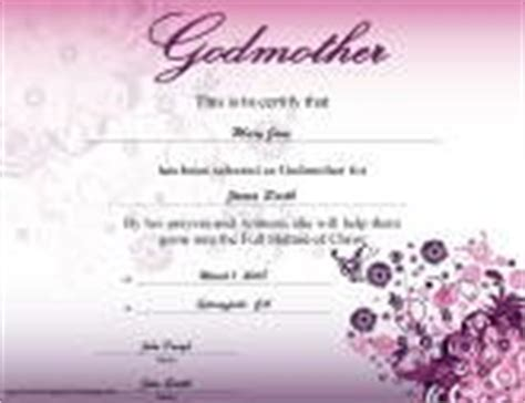 godparent certificate template religious certificates free printable certificates
