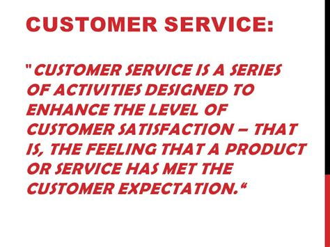 customer service means managing expectations eagle staffing