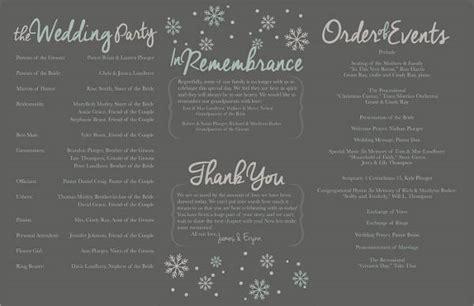 trifold wedding program template free free wedding program templates 9 free psd vector ai