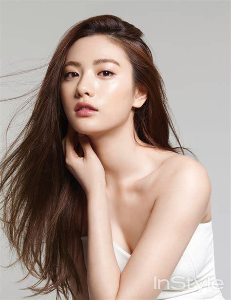 nana im jin ah photos after school nana im jin ah instyle march 2015 magazine