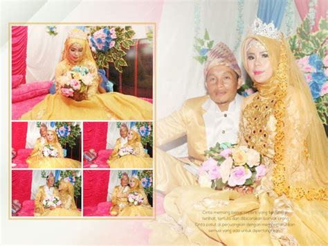 Wedding Kolase by Contoh Album Kolase Wedding Portrait Cetak Foto Album Kolase