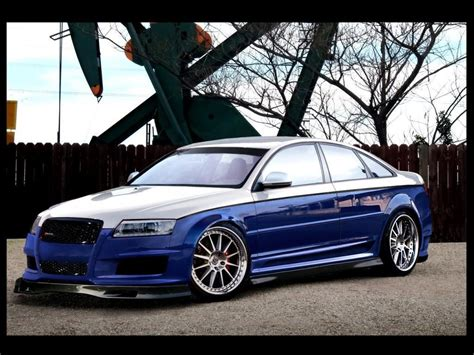 Audi Tuning by Audi Rs6 Tuning Audi Wallpaper 15797978 Fanpop