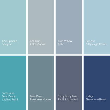 cooking with color when to use blue in the kitchen