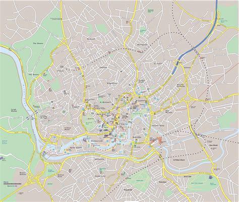 bristol on the map stadtplan bristol detaillierte gedruckte karten