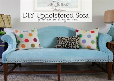 diy upholstered couch diy sofa upholstery diy how to reupholster a couch with