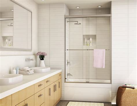 Sliding shower door models shower doors bathroom enclosures