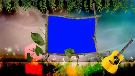 Wedding Background Effects Free by Wedding Frame Blue Background Effects Hd