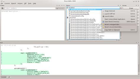 git tutorial linux kernel building a kernel 3 x for the imx233 olinuxino christian