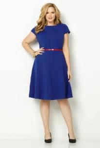 Line belt dress plus size dress avenue for the office pinterest
