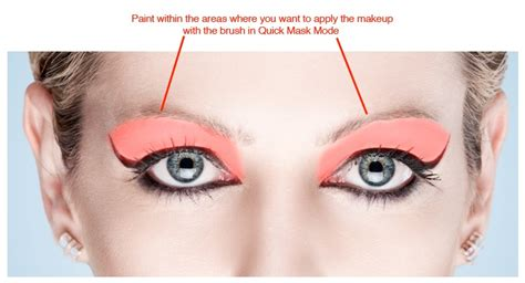 makeup psd templates for photoshop 6 simple steps for applying makeup with photoshop