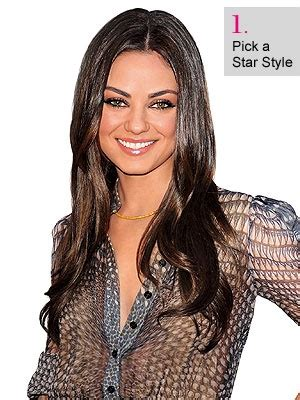 see myself with different hairstyles for free 506 best images about mila kunis on pinterest her hair