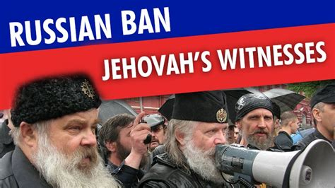 Why Are Jehovahs Witnesses Persecuted In Russia Jw | jehovah s witnesses banned in russia youtube