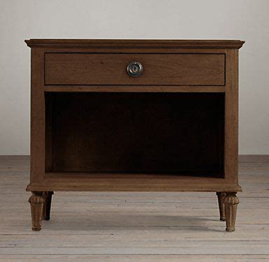 Nightstands Restoration Hardware by 1000 Images About Nightstands On Louis Xvi