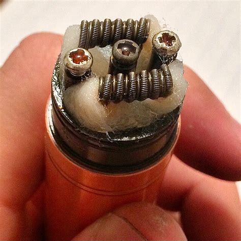 8builds 6 Fused Clapton swear i build 3 new could a day finally found one i really like today 2x28g fused clapton with