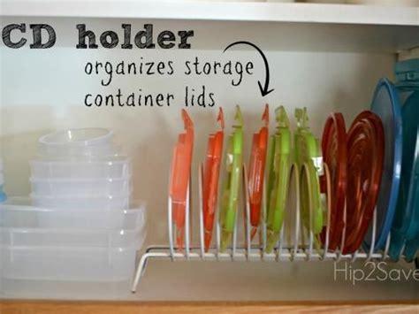Top Basket Organize Pesky Food Storage Lids 25 best ideas about tupperware organizing on pinterest