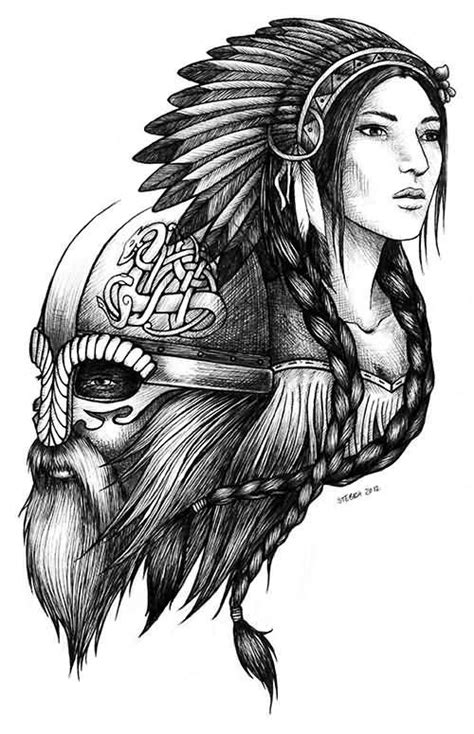 native american tattoos designs and ideas page 8