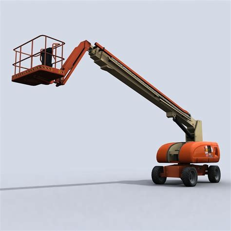 Cherry Picker Description by Cherry Picker 1 3d Model