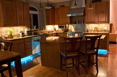 Led Lights Cabinets Kitchen by Faq How To Install Lighting And Cabinet