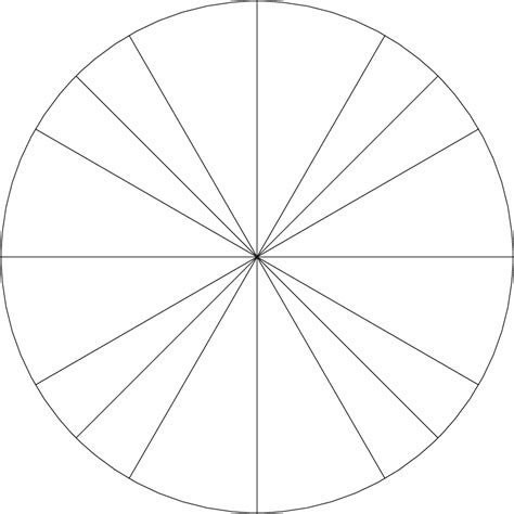 8 best images of empty unit circle diagram blank unit
