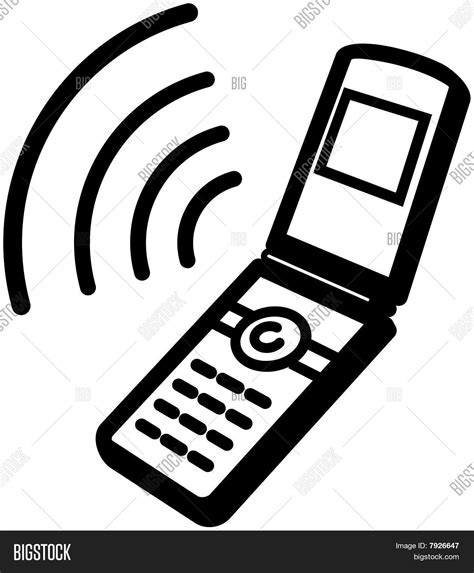 free mobile pictures ringing mobile phone icon stock vector stock photos