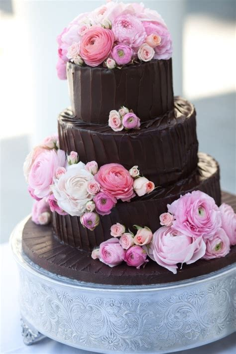 Chocolate Wedding Cake Images by Pictures Of Chocolate Wedding Cakes Arabia Weddings