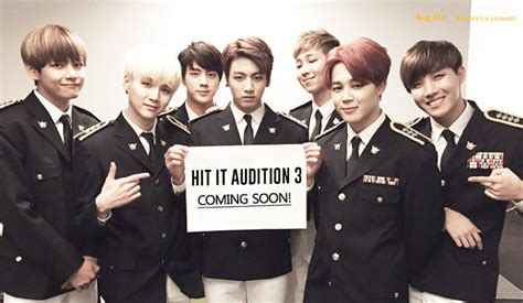 V Audition Bts by Video 2015 Hit It Audition 3 2 Bts 150723