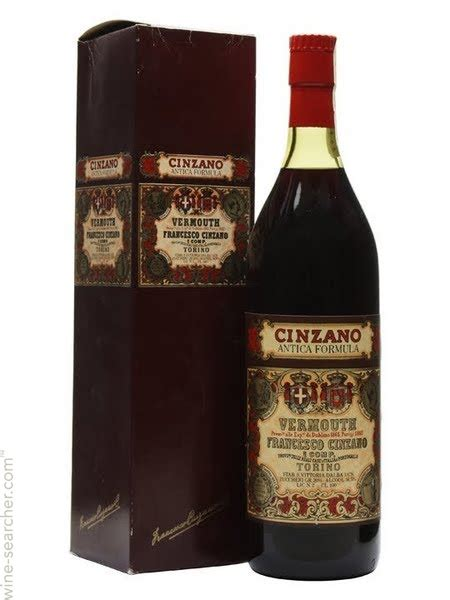 rosso vermouth tasting notes cinzano rosso sweet vermouth italy