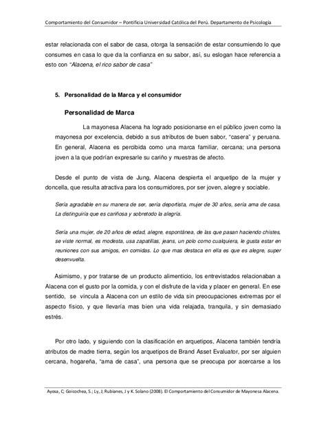 alacena definicion psicolog 237 a del consumo el caso de mayonesa alacena