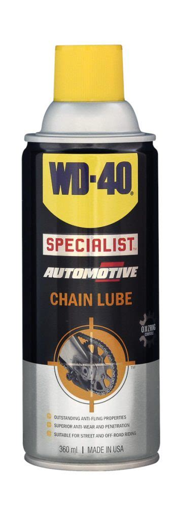 optimise your motorcycle s efficiency with wd 40