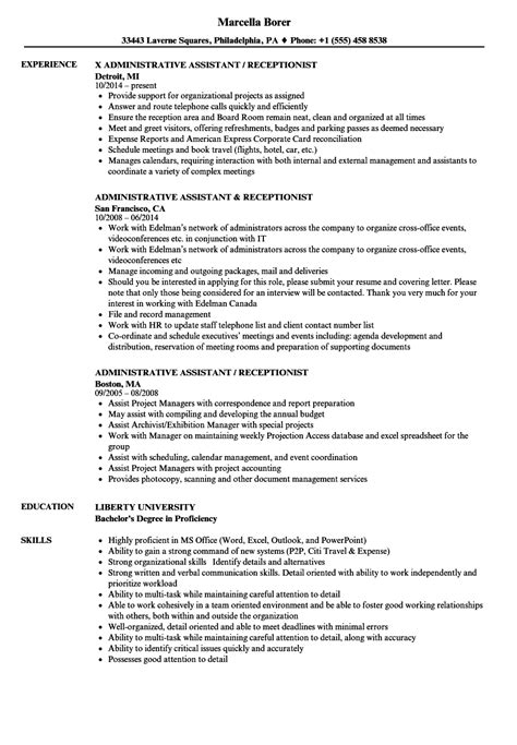 veterinary receptionist resume example http resumecompanion com