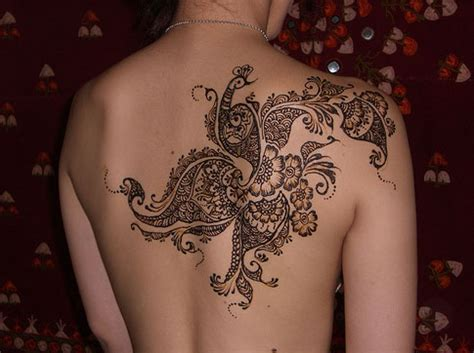 henna tattoo designs hip pictures