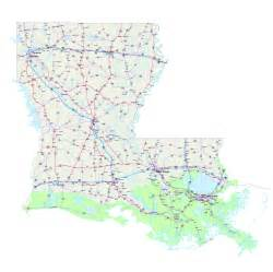 louisiana driving map louisiana map louisiana maps louisiana road map louisiana state map