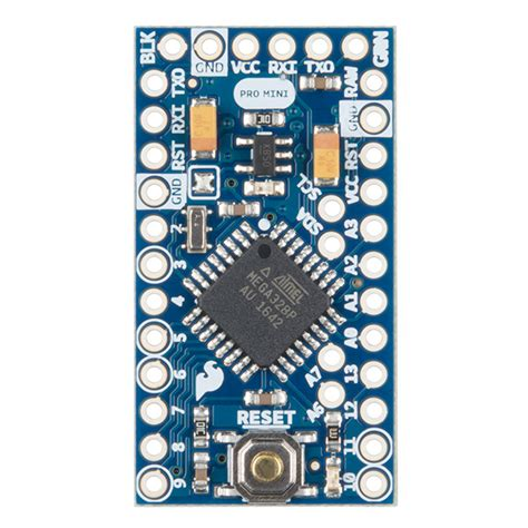 arduino pro mini 328 5v 16mhz dev 11113 sparkfun