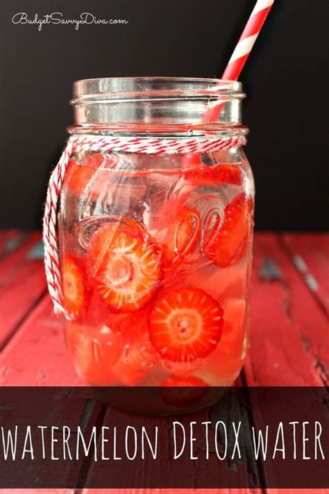 What Is Strawberry Detox Water For by The World S Catalog Of Ideas