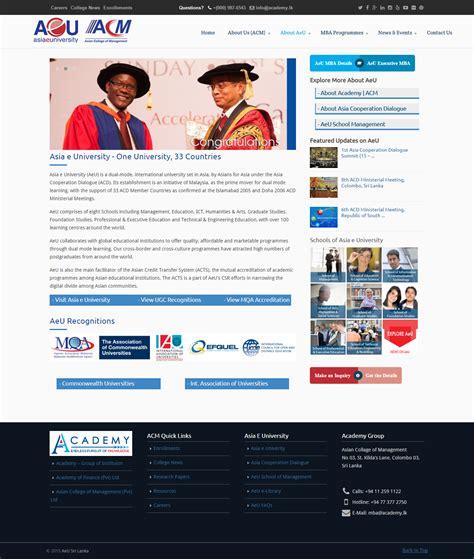 Mba Ranking In Sri Lanka by Asia E Mba Sri Lanka Pawara Concepts Pvt Ltd
