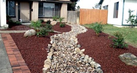 Gravel Front Yard Front Garden Design With Gravel You Want To Give A
