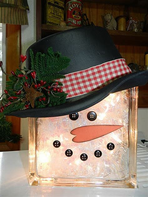 cool snowman crafts  christmas